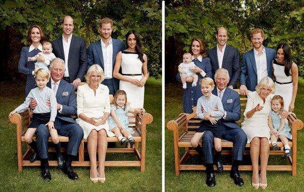 Принц Чарльз отмечает 70-летний юбилей