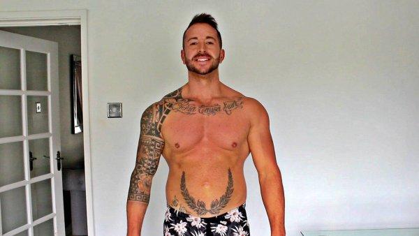 Британец похудел на 7 килограмм, питаясь месяц в Макдональдс