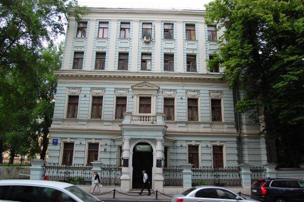 В Москве отреставрируют усадьбу Лепешкиной на Знаменке