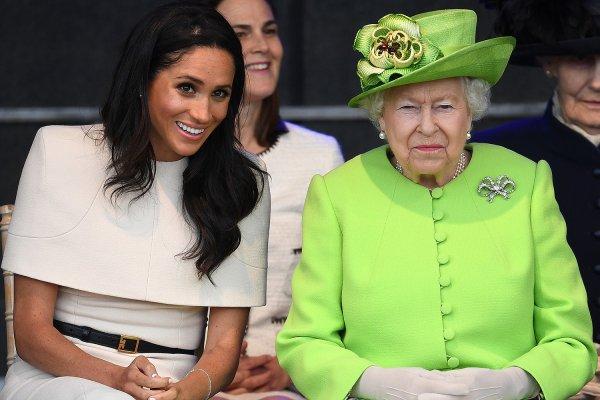 «Дворец в шоке!»: Королева Елизавета II придумала шутливое прозвище для Меган Маркл – СМИ