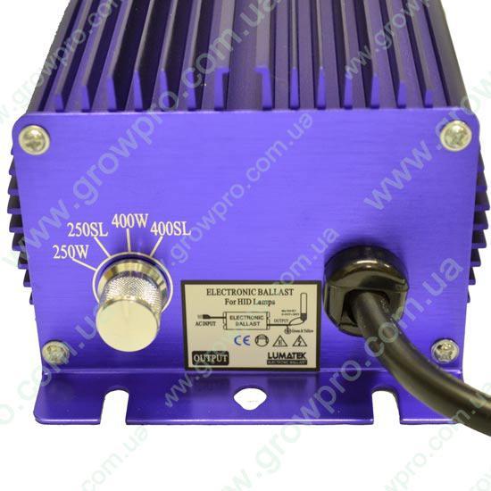 Электронные пускорегулирующие аппараты для ламп от интернет магазина Growpro