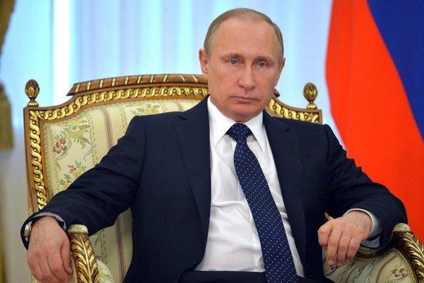 Путин прокомментировал введенное военное положение в Украине