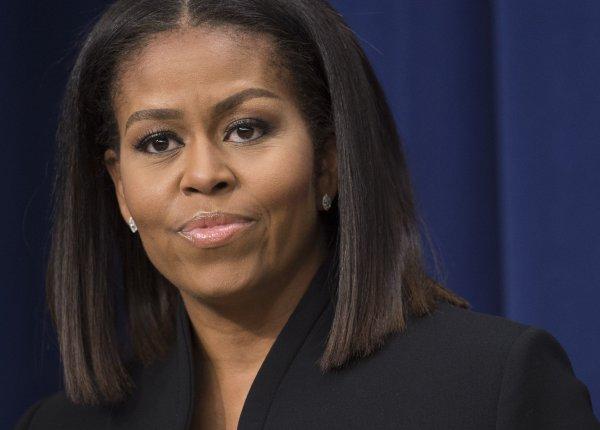 Мишель Обама рассказала, что проплакала полчаса после «переезда» из Белого дома