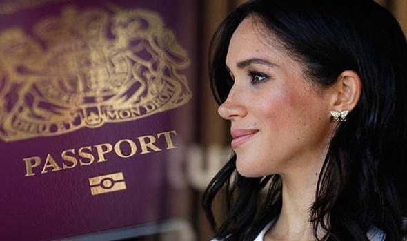 Ребенок Меган Маркл может иметь двойное гражданство – адвокат
