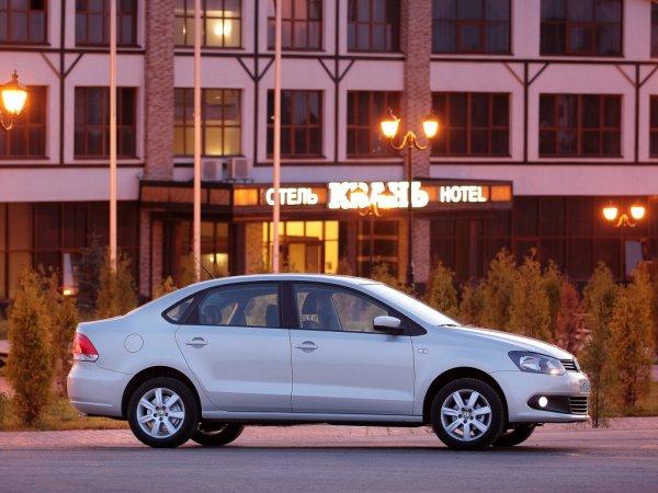 Странный «Поло»: О реальном расходе топлива Volkswagen Polo рассказал владелец