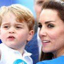 Принц Джордж пропустил рождественские праздники и умилил фанатов своей просьбой