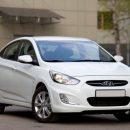 «Чужой» бампер: О Hyundai Solaris с «сюрпризом» от дилера рассказали в сети