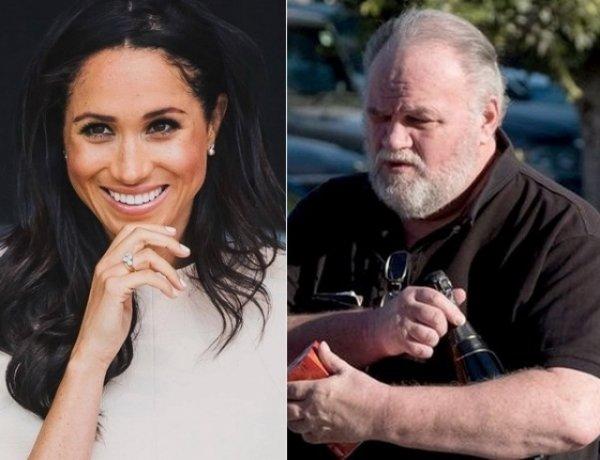 Меган Маркл попросила Королеву не вмешиваться в её конфликт с отцом — СМИ