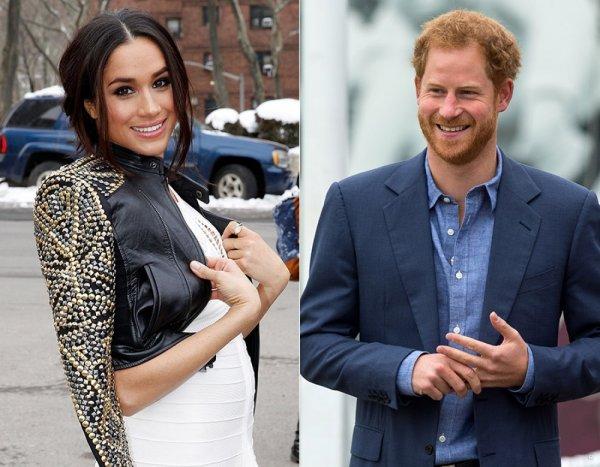 Ребёнок Меган Маркл и принца Гарри не будет иметь королевских привилегий