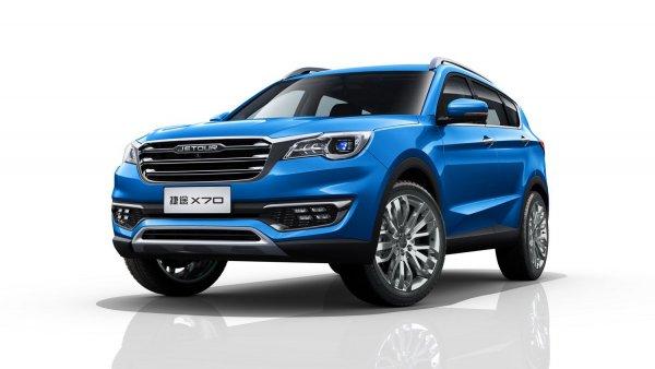 «Дешевле Duster, круче Sorento Prime!»: Китайскую новинку Jetour G70S расхвалил блогер