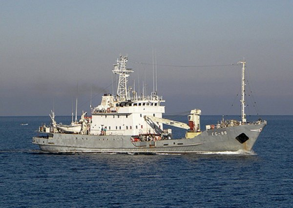 В Киеве посоветовали отправить в Керченский пролив британский корабль