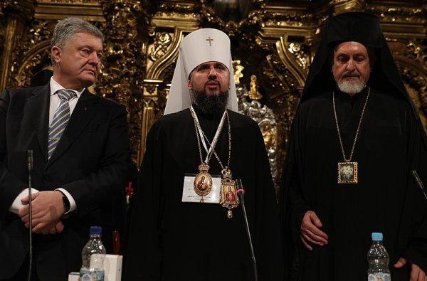 «Алкаш, вор, лжец»: Порошенко разгневал украинцев радостью за автокефалию церкви
