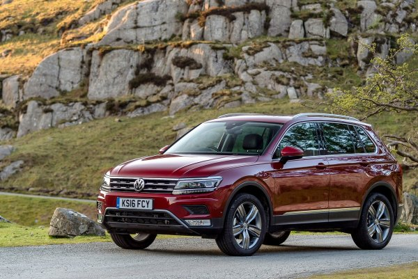 Бензин или дизель: О выборе «правильного» Volkswagen Tiguan с пробегом рассказал владелец