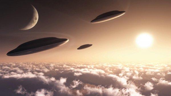 Уфологи: Очевидцы в пустыне Мохаве обнаружили «армию» НЛО