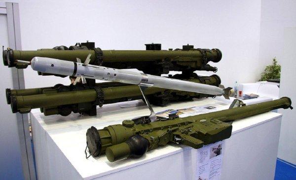 Украина объявила об испытании ПЗРК «Колибри»