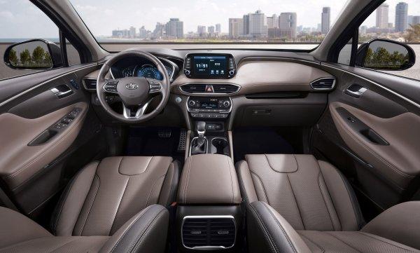 Чем хорош «Санта»: Откровенно о новом Hyundai Santa Fe рассказал обзорщик
