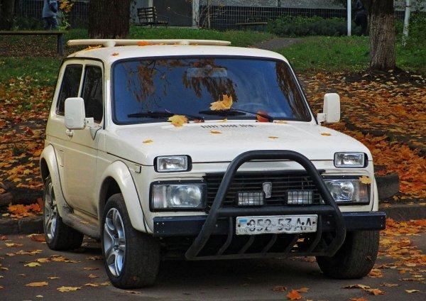 Самые вырвиглазные «Нивы» России: Подборку «безумного» тюнинга LADA 4×4 показали в сети