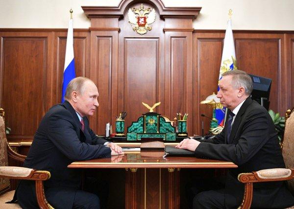 Игрушечные губернаторы: Путин может назначить Собчак главой Санкт-Петербурга, заменив её на Беглова