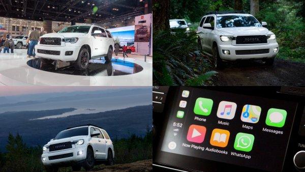 Автомобили Toyota получат систему Android Auto