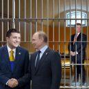 «По приказу Путина»: Зеленский может посадить Порошенко в случае победы на выборах