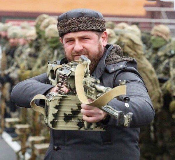 «Не преступник, а герой»: Кадыров ответил на антироссийский шаг США