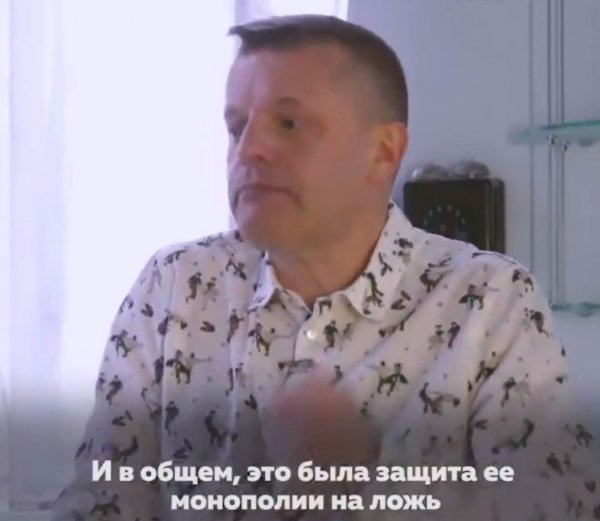 «Монополия власти на ложь»: Парфенов разоблачил закон о фейковых новостях