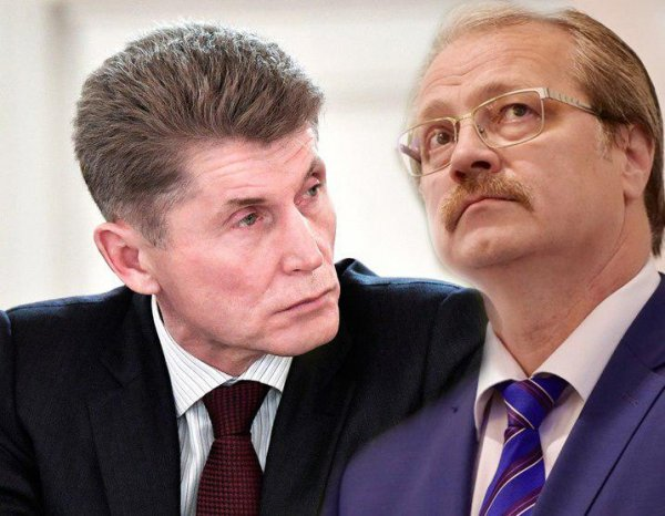 «Кожемяко, прощай!»: Вице-губернатор Приморья написал заявление по собственному из-за страха увольнения после ряда скандалов