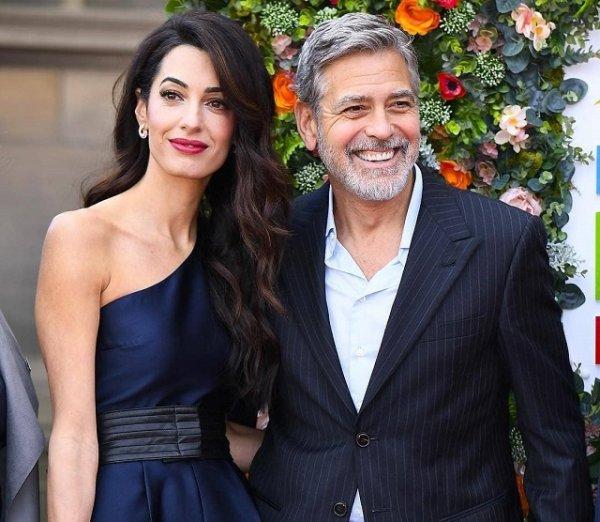 Джордж Клуни в «пролёте»: Меган Маркл выбрала крёстных родителей для своего ребенка