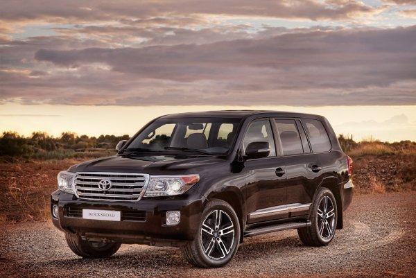 Битва «титанов»: Эксперты сравнили конкурентов Toyota Land Cruiser 200 и Range Rover