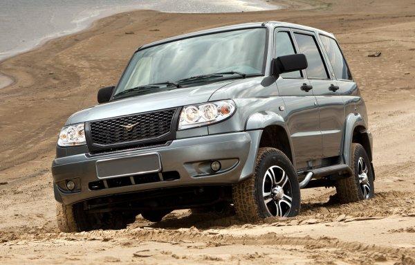«Это как доширак и итальянская паста»: В сети высмеяли сравнение УАЗ Патриот и Toyota Land Cruiser
