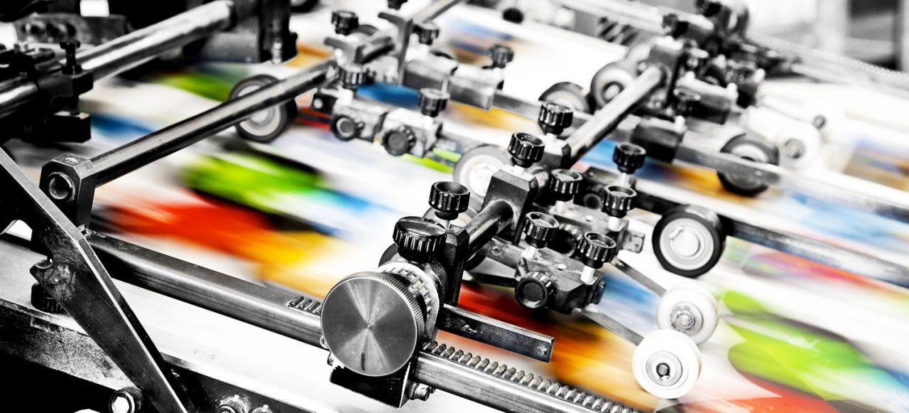 Огромный диапазон печатных услуг в столице