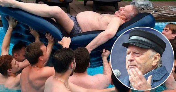 Ментальная половая связь?: Жириновский хочет видеть Зеленского не только в кресле президента — эксперт
