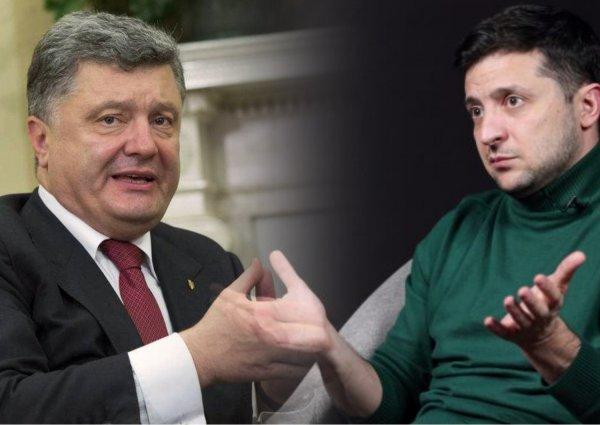 Майдана не будет: Иск против Зеленского не позволит Порошенко сорвать второй тур выборов