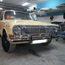 Русский маслкар на каждый день: О спортивном ГАЗ-24 «Гром» на базе «Волги» подробно рассказал эксперт