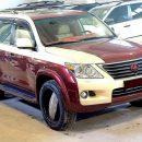«Тони Старк одобряет»: Lexus LX 570 «Железного человека» высмеяли в сети