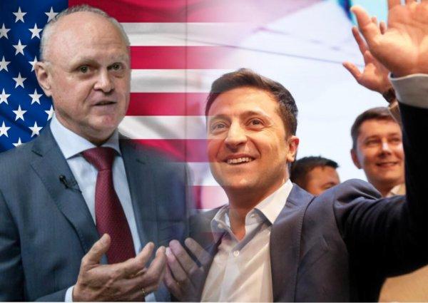 Продажная «шкура» США? «Правая рука» Зеленского может сорвать примирение Украины с РФ