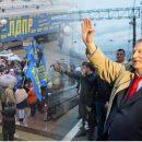 Пропал шашлык: Владимирцев одурачили «заработком» 1000 рублей на массовке для визита Жириновского – Сеть