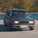 «Волк в овечьей шкуре»: Турбированный ВАЗ-2107 с шальной динамикой удивил блогера