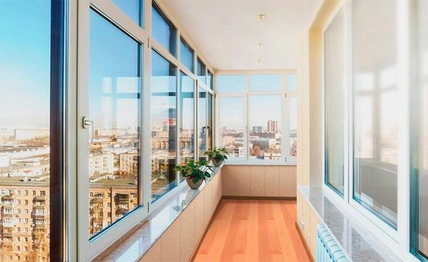 Лучшее предложение по остеклению квартир