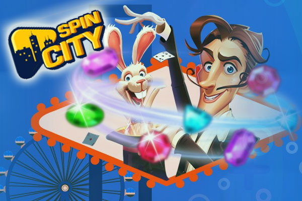 Промокоды от онлайн казино Spin City