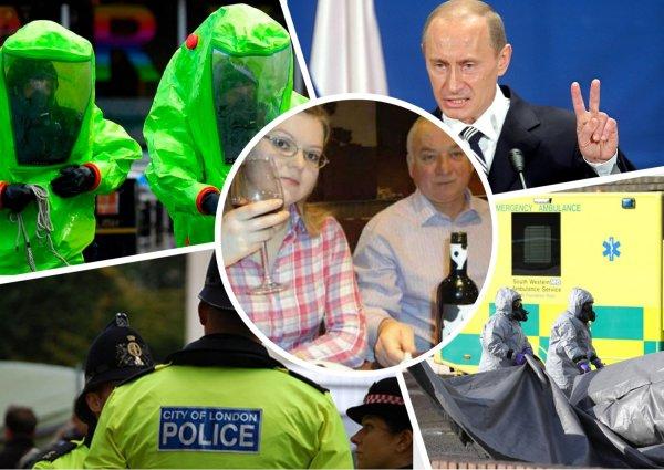 Russia, goodbye: Дочь отравленного Скрипаля могут вынудить остаться в Британии
