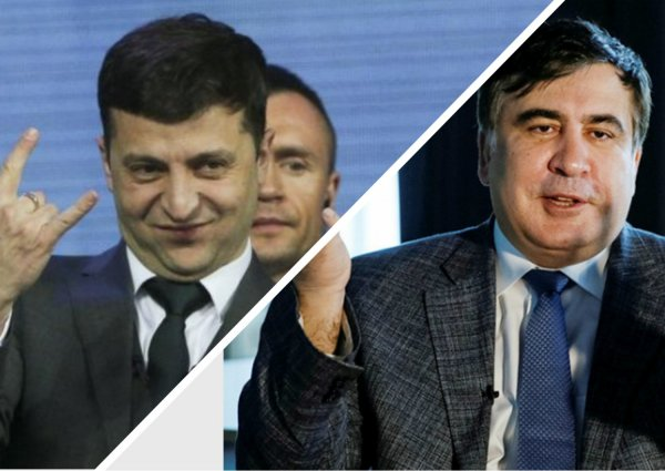 С Москвой не договориться: Саакашвили рекомендует Зеленскому не связываться с Россией