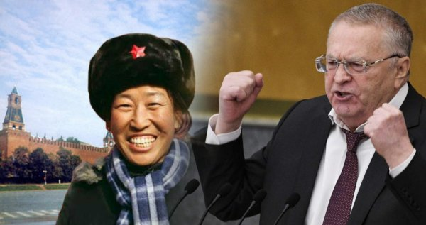 У деда приступ: Жириновского высмеяли в сети за панический страх Зеленского и Китая