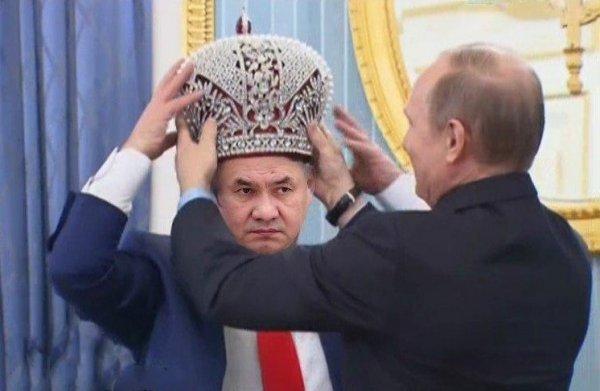 Последний верный человек: Путин может готовить Шойгу к должности президента