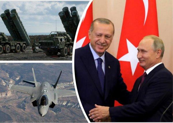 Ультиматум с угрозами: США потребовали от Турции разорвать контракт о поставке С-400 из РФ