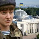Его враги — мои враги: Савченко поможет Зеленскому в силовом роспуске Верховной рады