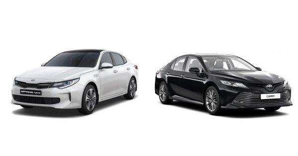 Муки таксистов: Блогер объяснил, почему Toyota Camry выгоднее KIA Optima