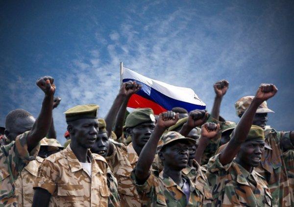 Россия откроет в ЦАР и Судане свои представительства Минобороны