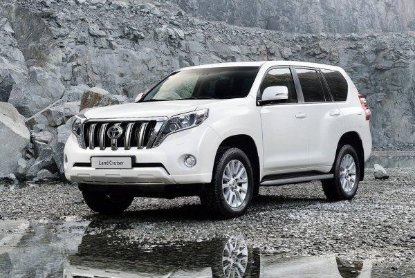 «Если захотят угнать— угонят»: Особенностями защиты Toyota Land Cruiser Prado поделились владельцы