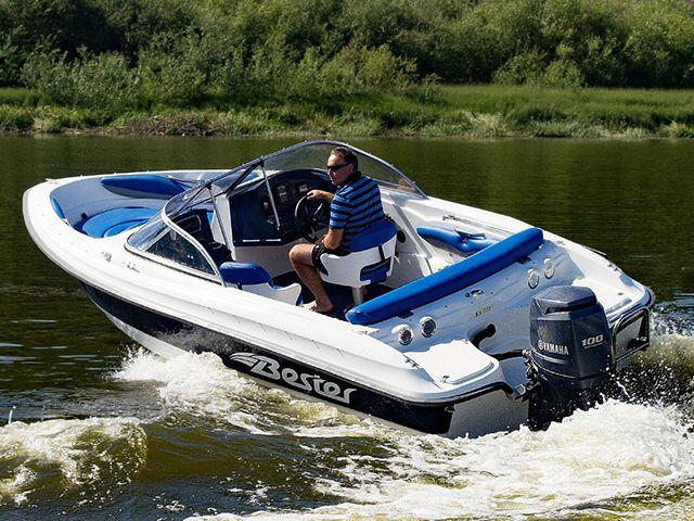 Большой выбор лодок и катеров отечественного производства